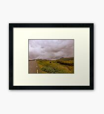 The Road To Errigal..............................Ireland Framed Print