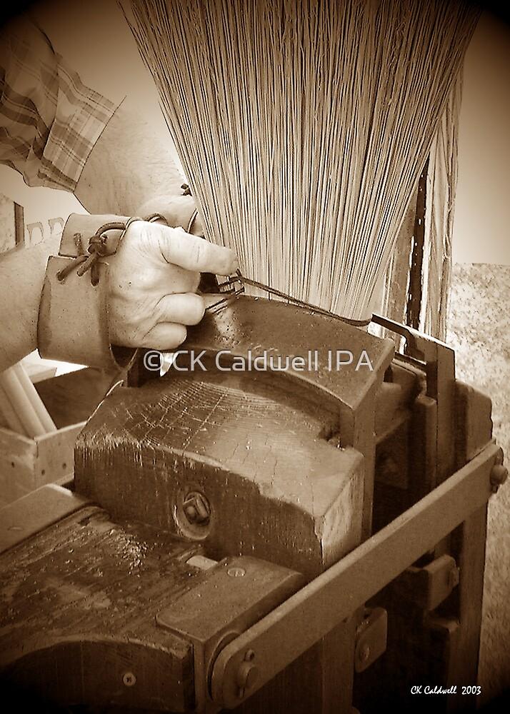 Broom Maker by © CK Caldwell IPA