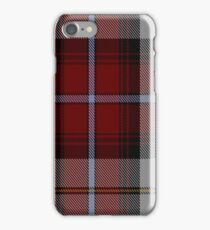 MacCandlish Arisaid Red Clan/Family Tartan  iPhone Case/Skin