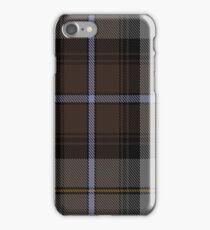 MacCandlish Dress Grey Clan/Family Tartan  iPhone Case/Skin