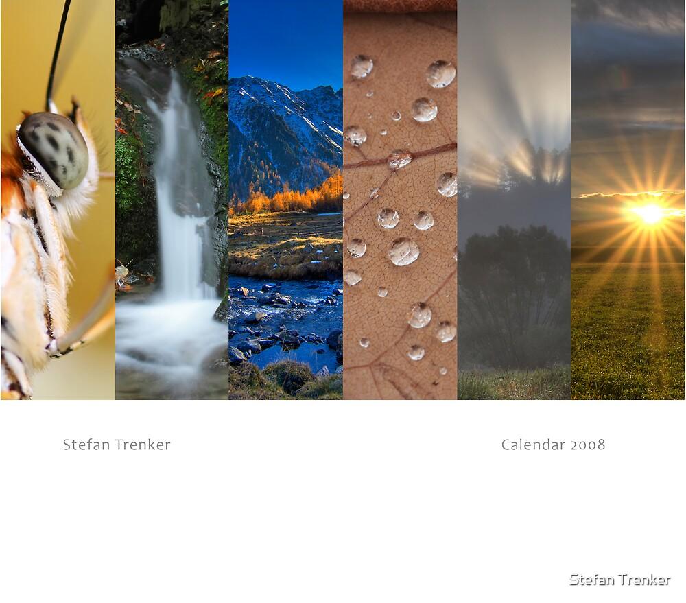 Front Cover - Calendar by Stefan Trenker