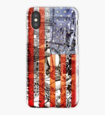 american flag usa flag 1 iPhone Case/Skin