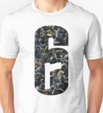 Rainbow Six Siege Operators Unisex T-Shirt