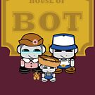 O'BABYBOT: House of Bot Family by Carbon-Fibre Media