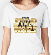 Stop Wars Women's Relaxed Fit T-Shirt