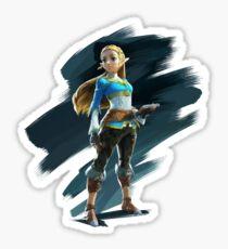 Zelda Breath of the Wild Sticker
