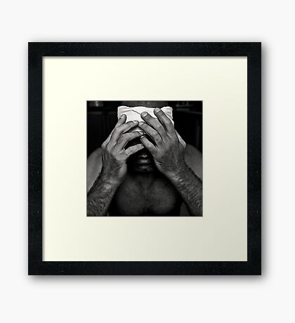 Learn to see II Framed Print