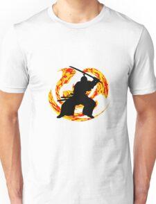 The Samurai Sword Unisex T-Shirt