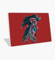 Young Zora Breath of the Wild Laptop Skin