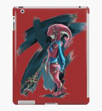 Young Zora Breath of the Wild iPad Case/Skin