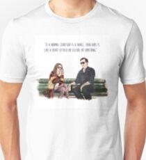 Catastrophe TV Show Illustration T-Shirt