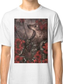 Amoured Wolf Classic T-Shirt