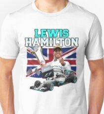 Lewis Hamilton F1 Unisex T-Shirt