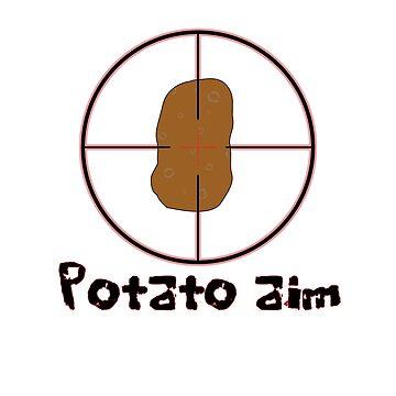 Potato Aim by Femnar