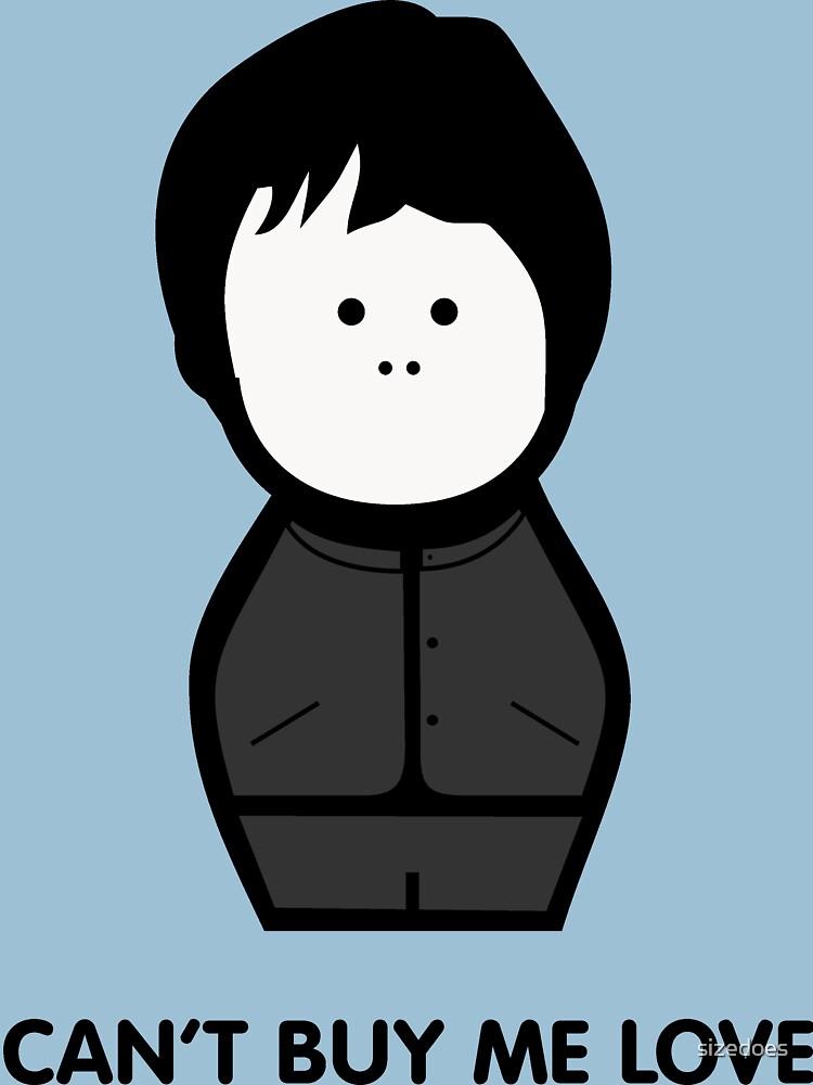 Paul McCartney by sizedoes