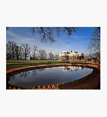Monticello #6 Photographic Print