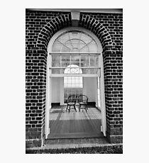 Monticello #7 Photographic Print