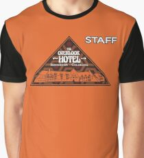 "The Overlook Hotel ""Staff"" Graphic T-Shirt"