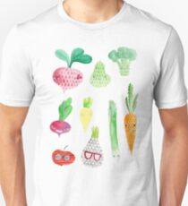 Veggie party Unisex T-Shirt