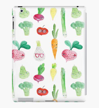 Veggie party iPad Case/Skin