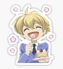 Ouran Highschool Host Club Stickers Redbubble