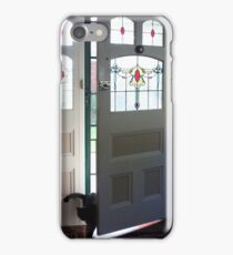In or out. iPhone Case/Skin