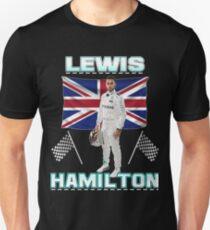 Lewis Hamilton Mercedes Benz Unisex T-Shirt
