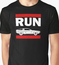 RUN DMC Graphic T-Shirt