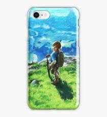 Breath of the Wild case 2 iPhone Case/Skin