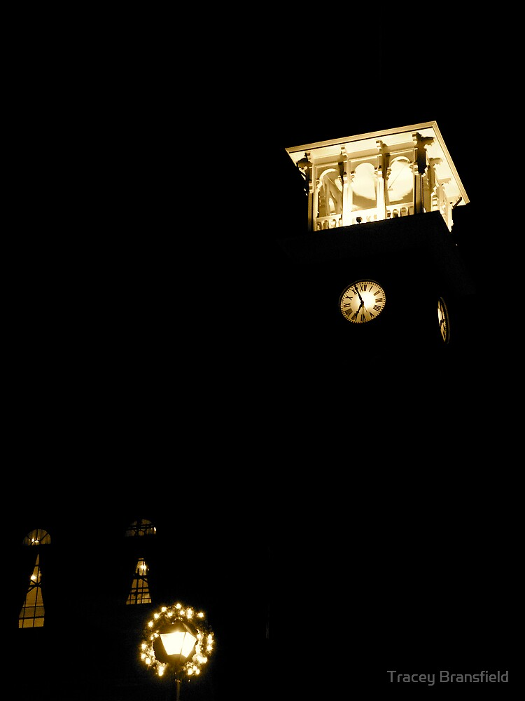 The Clock Tower by Tracey Bransfield