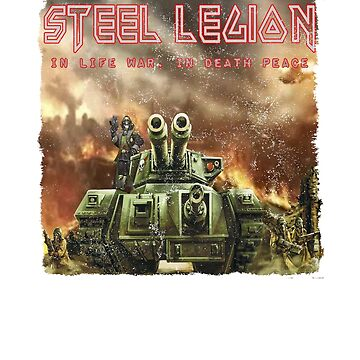Steel Legion by wykd-designs