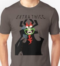 E X T R A  T H I C C Aku  Unisex T-Shirt