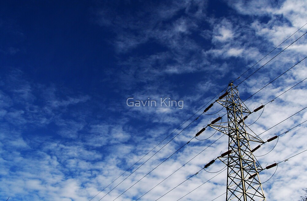 Wired world by Gavin King