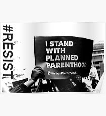 Planned Parenthood Poster