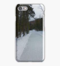 Saint-Donat, Québec, Canada iPhone Case/Skin