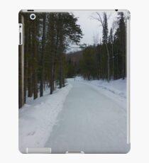 Saint-Donat, Quebec, Canada iPad Case/Skin