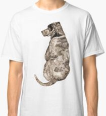 Mans Best Friend Classic T-Shirt