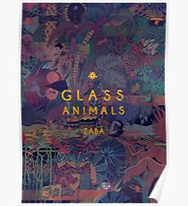 Glass Animals Zaba Poster