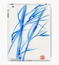 SOFT BREEZE - Original watercolor ink wash painting iPad Case/Skin
