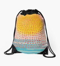 sunspots Drawstring Bag