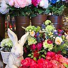 Hoppy Easter! by Sandra Fortier
