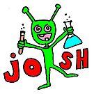 Josh Barmitzvah Alien by Ollie Brock