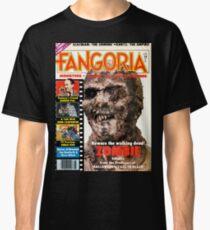 Fangoria 8 Zombie Cover Classic T-Shirt