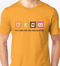 Percolator Unisex T-Shirt