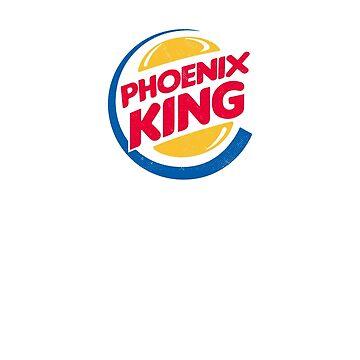 Phoenix King by wykd-designs