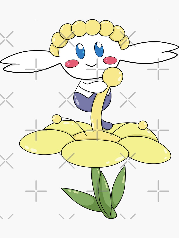 flabebe pokemon shiny - 750×1000