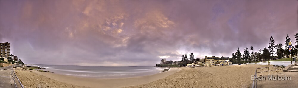 South Cronulla Beach by Evan Malcolm