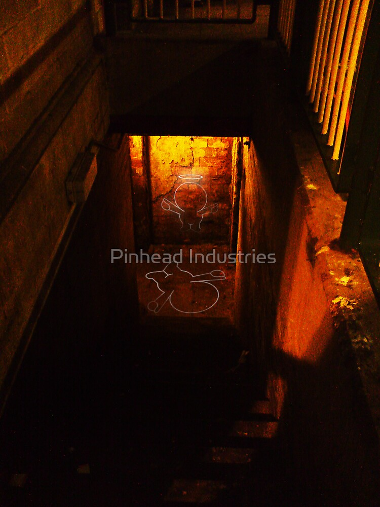 Pinheads End by Pinhead Industries