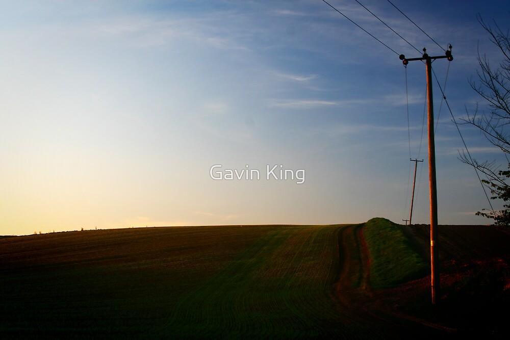 As I Set by Gavin King
