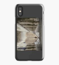 At the Colonnade iPhone Case/Skin
